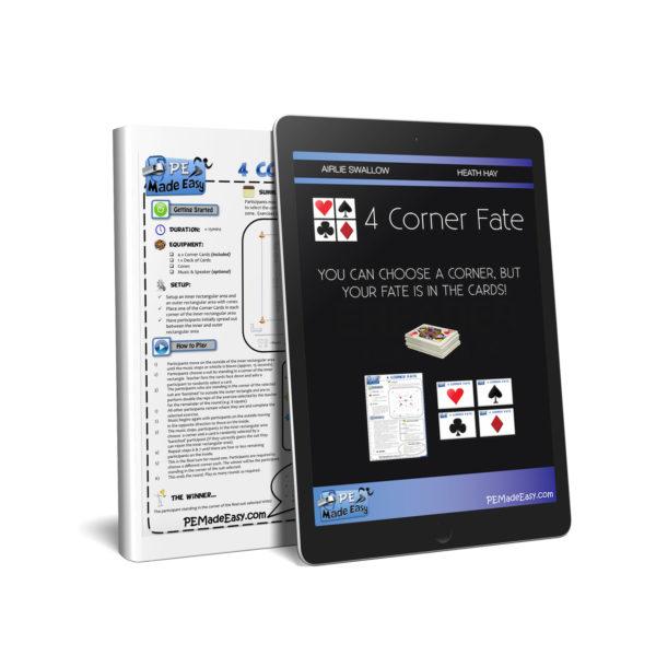 4 Corner Fate - PE Made Easy