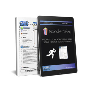 Noodle Relay - PE Made Easy