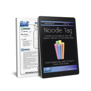 Noodle Tag - PE Made Easy